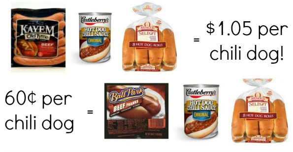 chili dogs publix Chili Dogs As Low As 60¢ Each   Great Publix Deals!