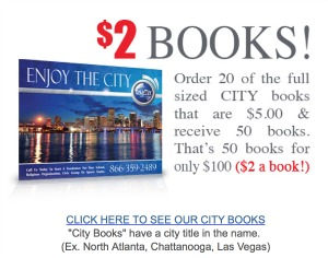 city Enjoy the City Deal Reminder   Last Weekend For $1 Books!