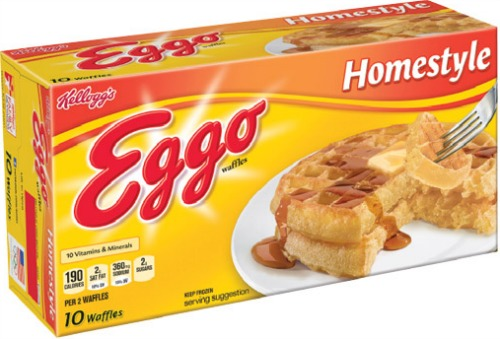 eggo 1 Two Readers Win A Year Supply Of Eggo Products (+ 60 Additional Prizes)