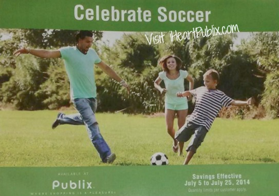 grocery Publix Grocery Advantage Buy Flyer Celebrate Soccer 7/5   7/25