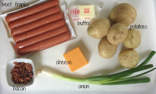 ingred Spud Dogs   Kid Friendly & Easy On The Budget!