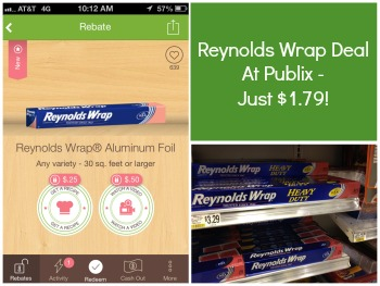Reynolds wrap coupon june 2018