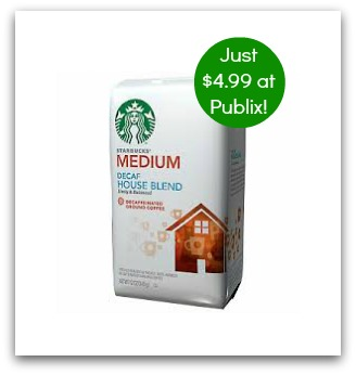 starbucks publix Starbucks & Tazo Tea Coupons For The Publix Coupon & Sales!
