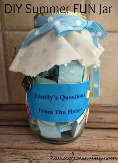 summer fun jar Frugal Family Fun For Less   Make A Summer Fun Jar