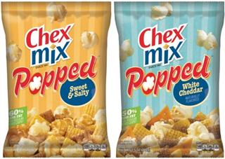 Chex Mix Coupon   Try The New Chex Mix Popped
