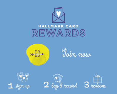 HallmarkCardRewards 398x320 01 Hallmark Card Rewards   Sign Up For Free & Start Earning Your Rewards!