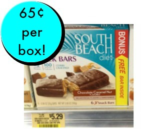South Beach 2 Awesome Deal On South Beach Snack Bars At Publix   Just 65¢ Per Box!