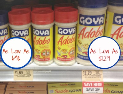 adobo Reminder   Great Price On Goya Adobo Seasoning
