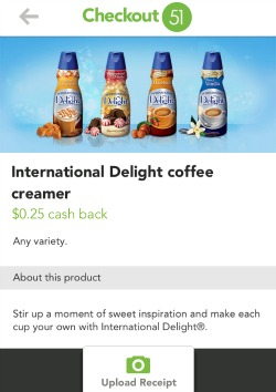 checkout Personalized Checkout 51 Offers   Produce, International Delight, And More