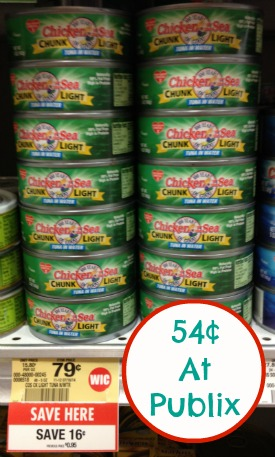 chicken of the sea Even Better Deal On Chicken Of the Sea Tuna