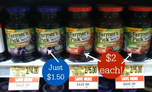 farmers pick welchs publix Great Deal On Welchs Jelly & Spreads At Publix