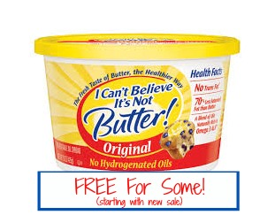 icbnb I Cant Believe Its Not Butter   Free For Some!