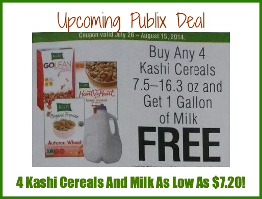kashi1 Print Your Coupons For An Upcoming Kashi Deal