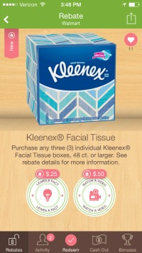 kleenex New Ibotta Offers To Save On Kleenex