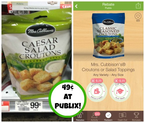 mrs cubbisons publix Mrs. Cubbisons Croutons Just 49¢ At Publix