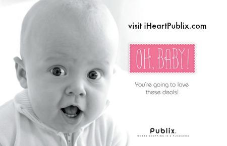 oh baby publix Publix Oh Baby Booklet   Publix Coupons Valid 8/6   9/3