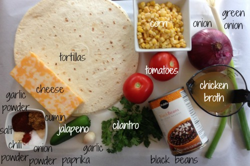 pie Publix Menu Plan For 7/3 + Black Bean Tortilla Pie Recipe
