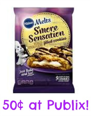pillsbury publix Pillsbury Melts Cookies Just 50¢ At Publix