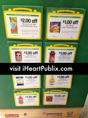 publix coupons725 New Display Of Publix Coupons   Go Gurt, Lipton, Lays & More!