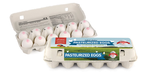 safe eggs carton open closed Baked Egg In A Nest Recipe + One Reader Wins A Years Worth Of Safest Choice™ Eggs & Prize Pack!