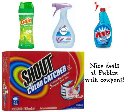 shout publix Publix Deals On Household Items With Target Coupons