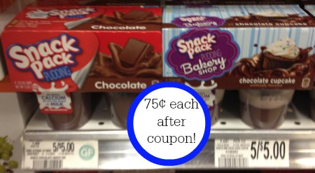 snack pack Nice Deal On Snack Pack Pudding At Publix