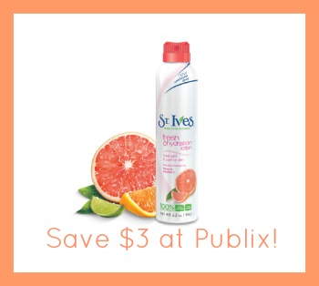 st ives publix New St. Ives Coupons To Match The Publix Coupon   Big Savings!