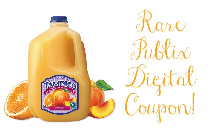 tampico coupon Rare Tampico Punch Coupon Available