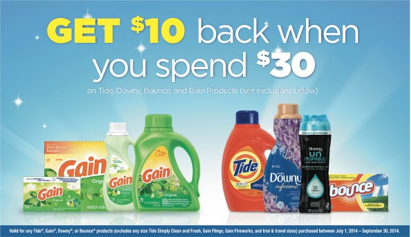 tide rebate Fantastic Deals On Tide At Publix With New $10 Rebate