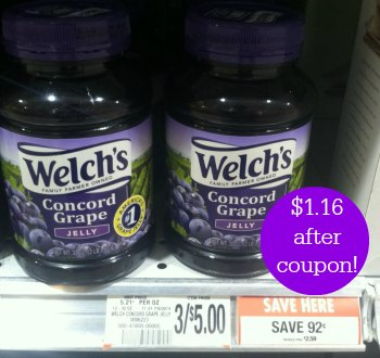 welchs publix Great Deal On Welchs Jelly & Spreads At Publix