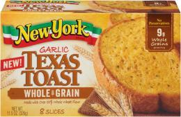 New York Brand Whole Grain Texas Toast New York Texas Toast Coupon For Upcoming Publix 50% Off Sale