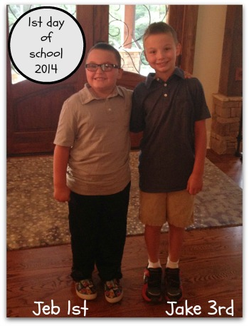 boys school 2014 Weekly Totals 8/8   Share Your Savings