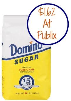 domino Domino Sugar Deal At Publix