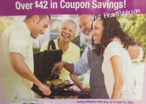 hnb Publix Health & Beauty Advantage Buy Flyer 8/30   9/12