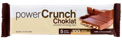 power crunch chocolate PowerCrunch Bar Coupon Should Mean Cheap Energy Bars!
