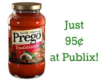 prego publix New Prego Coupon For Publix BOGO   95¢ After Coupon