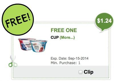 publix freebie Free Yoplait® Greek or Yoplait® Greek 100 Yogurt At Publix