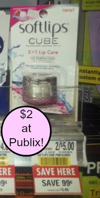 softlips publix Soflips Cube Coupon & Publix Sale!