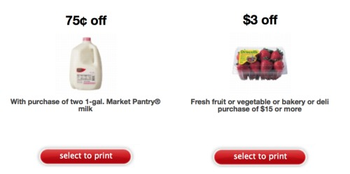 target coupons Awesome Target Coupons To Print 8/10