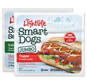 vegetarian hotdog cat 201208 New Lightlife Coupon   Nice Deals On Vegetarian Products At Publix!