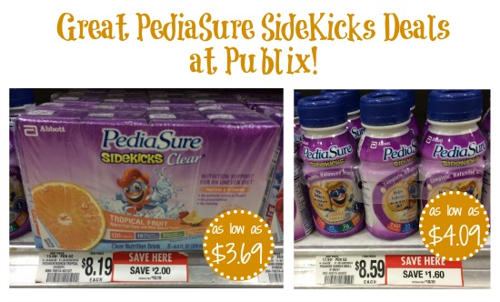 PediaSure offers promo codes often. On average, PediaSure offers 13 codes or coupons per month. Check this page often, or follow PediaSure (hit the follow button up top) to keep updated on their latest discount codes. Check for PediaSure's promo code exclusions. PediaSure promo codes sometimes have exceptions on certain categories or brands/5(6).