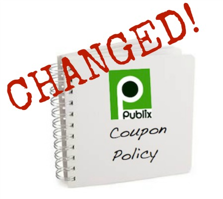 publix coupon policy changes
