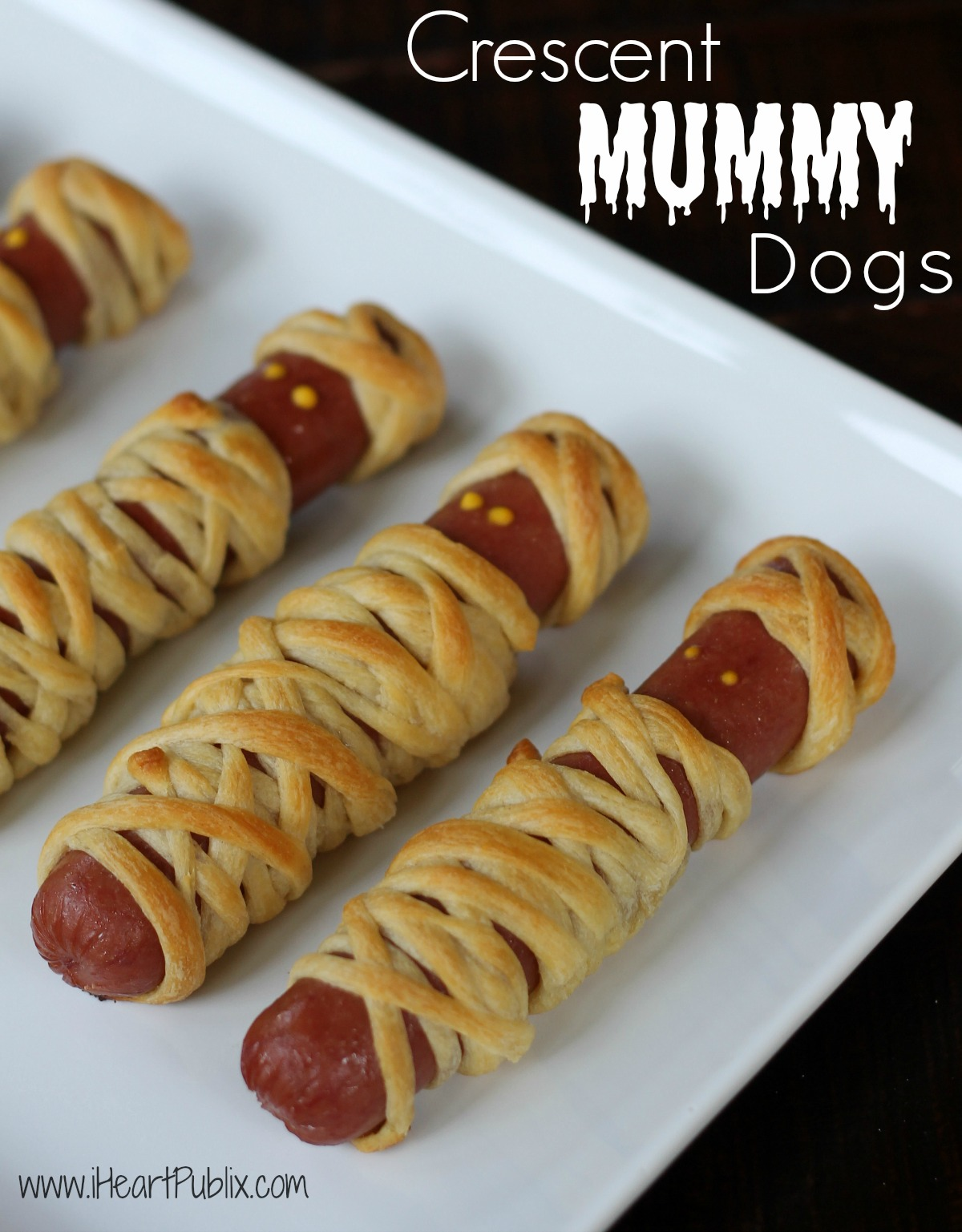 Halloween Hot Dogs Recipes
