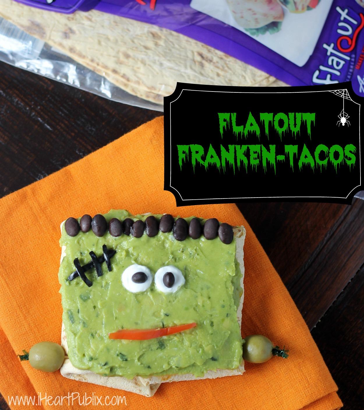 Flatout Franken-Tacos