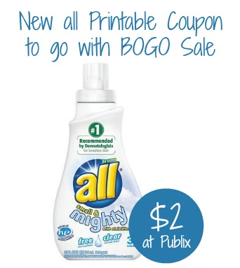 image about All Laundry Detergent Printable Coupons named all laundry detergent printable coupon, I Centre Publix