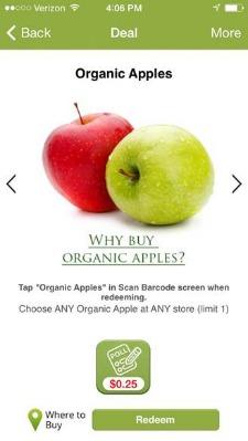 BerryCart Offer For Organic Apples