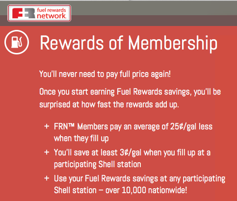 fuel rewards - How To Use Shell Fuel Rewards Card