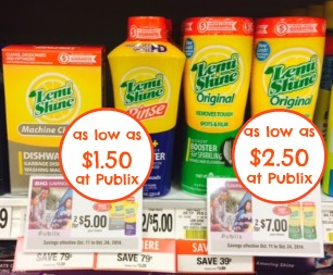 Grab Nice Savings on Lemi Shine Products At Publix