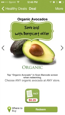Save on Avocados with BerryCart Offer at Publix