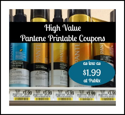photograph relating to Pantene Printable Coupons known as pantene coupon codes, I Middle Publix